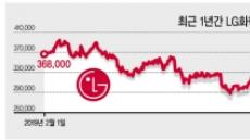 전기차 배터리 사업 기대감…LG화학 주가 상승세