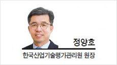 [헤럴드 포럼-정양호 한국산업기술평가관리원장] 실패를 타산지석으로