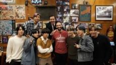 방탄소년단, 美 '지미 팰런쇼' 출연…신곡 무대 최초 공개