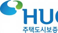 HUG, 사회공헌 예산 조기 집행 추진…코로나19 극복 차원
