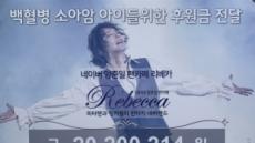 선한 영향력 실천한 양준일… '팬카페 리베카'도 릴레이 동참