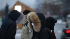 [날씨N코디] 화요일 오전까지 '꽁꽁'…체감온도 -15∼4도