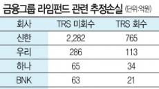 """""""라임사태 금융그룹 추정손실 2700억원"""""""