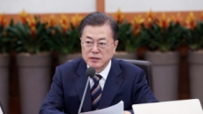 """文·시진핑 통화  """"코로나19 대응 협력…임상치료 경험 공유"""""""
