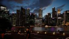 아세안 금융허브 싱가포르 디지털 자산 겨냥 '퀸비' 빗썸 신규 상장