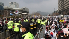 범투본, 예정대로 집회 강행…서울 종로구는 '감염법 위반 혐의' 고발