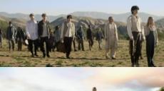 방탄소년단, 'ON' 두 번째 뮤비 공개…영화 같은 영상미-독보적 카리스마