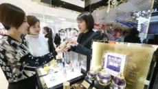 중국서 위상 '흔들'…일본에 '화장품 1위' 내준 한국