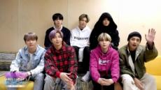"""BTS, 美 '제임스 코든쇼' 출연…""""한국, 서로에 대한 결속과 배려 보여주고 있다"""""""