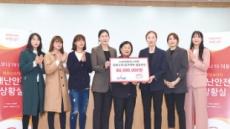 WKBL 선수단, 코로나19 극복 위해 8000만원 기부