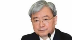 """김석동 한진칼 이사회 의장 """"대한항공 문제, 실현 가능한 해결책 찾아 정부 협조 구할 것"""""""
