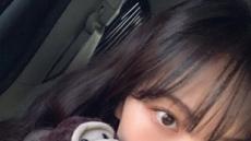 '前카라' 강지영, 음주운전 차량에 교통사고 당해