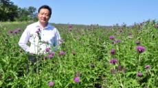농식품부, 이달의 농촌융복합산업인에 심재석 임실생약영농조합 대표