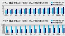 해외부동산펀드 도미노 부실 '경고등'