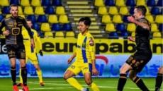 아쉬운 이승우…벨기에 프로축구 시즌 종료