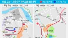 """""""오금·잠실 혹은 강남권?""""…송파·하남 철도 신설역 놓고 들썩"""