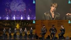 몬스타엑스, 컴백 쇼케이스 '판타지아 엑스' 하트 수 22억 글로벌 인기