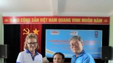 코이카, 베트남 내 '불발탄 피해 장애인' 지원 나서