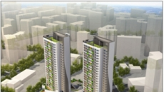 아현동 5호선 애오개역 인근 재개발, 70m 높이 건축 허용