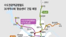 """GTX '3분 환승' 추진…""""밀도 낮춘 환승통로 설계 급선무"""""""