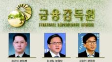 금감원 부원장에 김근익·최성일·김도인