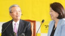 """심상정 """"기본소득 대환영"""" 김종인 """"여당 말고 야당과 협조하자"""""""