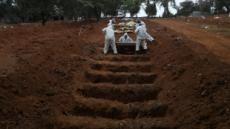 [속보] 브라질 코로나19 하루사이 3만명 증가…누적 61만5000명