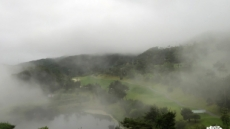 KLPGA투어 BC카드 한경 레이디스컵 첫날 짙은 안개로 3시간 지연