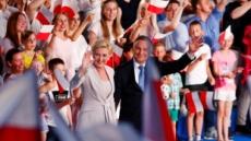 폴란드 대선, 결선투표行 유력…두다 대통령 출구조사 1위
