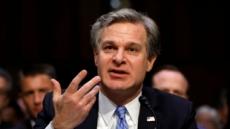 """FBI 국장 """"방첩사건 절반 중국 관련""""…대선 개입 경고"""