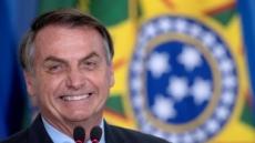 마스크 없이 집회 나가던 브라질 대통령, 결국 코로나19 확진