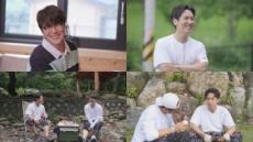 tvN '온앤오프' 79년생 동갑내기 성시경X김동완이 가평에서 여름을 즐기는 방법은?