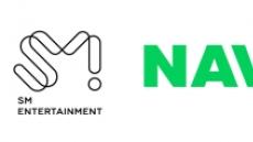 SM엔터테인먼트, 글로벌 팬클럽 서비스와 콘텐츠 강화 위해 네이버로부터 1000억원 투자 유치