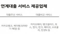 케이뱅크도 합류…핀테크, 저축은행 연계대출 경쟁