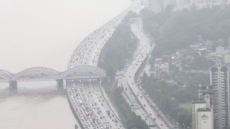 서울 올림픽대로 염창나들목~동작대교 양방향 통제