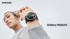 [갤럭시언팩2020] 혈압·심전도 측정…손목 위 주치의 된 갤워치3