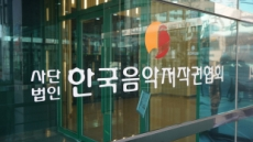 """한음저협 """"상반기 저작권료 1168억원 징수"""", '코로나19' 영향에도 더 올라"""