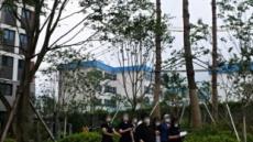 대림산업 'e편한세상 창원 파크센트럴' 오픈하우스 운영…수요자 '호평'