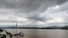 '장미' 갔지만 폭우는 여전…남부지방은 찌는듯한 폭염