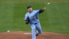 류현진 '껄끄러운 양키스' 홈런 3개허용 5이닝 5실점