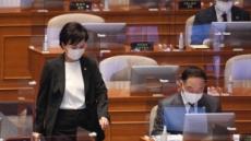 """""""정부 대책에 상승세 꺾였다""""는 김현미…부동산 불안은 전 정권 책임"""