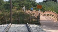 고성군, 동해북부선 포토존 조성