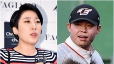 """김영희, 10살 연하 윤승열과 결혼…""""싸움 한 번 한 적 없어"""""""