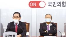 """""""공정 37번…부끄러움 있나""""…주호영 '대통령 연설' 날선 비판"""