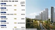 '마천루 분양대전'…서초·안성·과천 등  '초고층 아파트' 분양 봇물