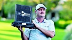 제이슨 코크락, 8년만에 PGA 첫 정상