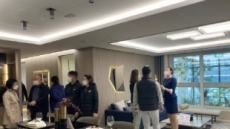 GS건설 '별내자이 더 스타' 견본주택 오픈 '성황'