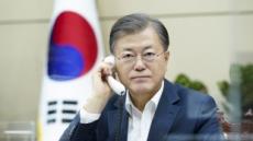 """문대통령 """"유명희, WTO 개혁 최적임자""""…말레이 총리에 지지 요청"""