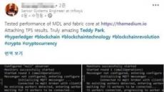 미디움, 블록체인 성능테스트 'MDL Test Lab' 글로벌 공개…15,000TPS 고성능 체험가능