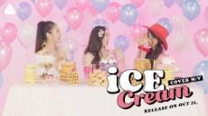 SG엔터테인먼트, 블랙핑크의 'ICE CREAM' 커버 영상을 통해 새로운 멤버 공개